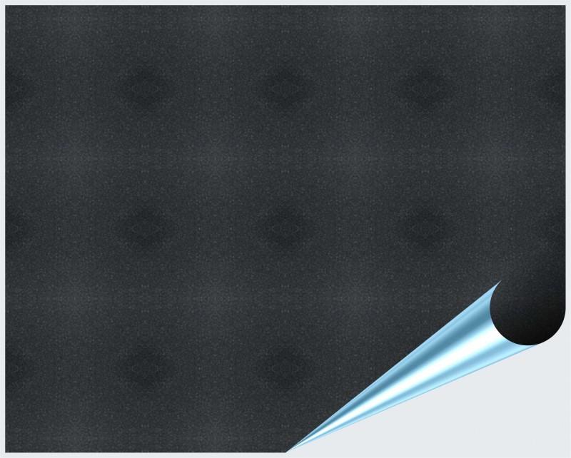 Fliesenaufkleber anthrazit metallic 20x25 cm – Bild 2