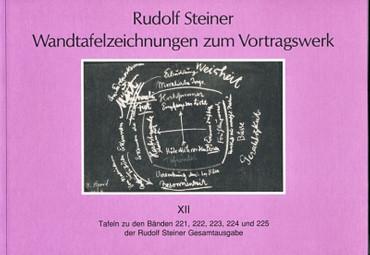GA K 58/12 Wandtafelzeichnungen zum Vortragswerk
