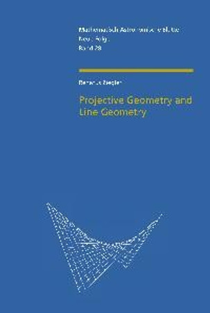 Projective Geometry and Line Geometry