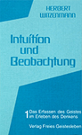 Intuition und Beobachtung - Band 1 001