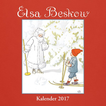 Elsa Beskow Kalender 2017