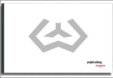 projekt zeitung | neuguss  [Broschiert]