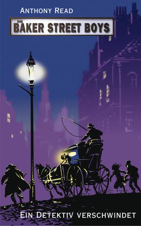 Die Baker Street Boys - Ein Detektiv verschwindet