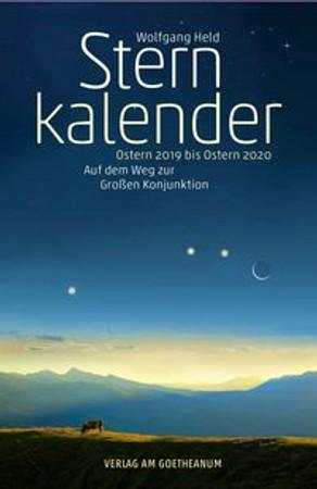 Sternkalender Ostern 2019 bis Ostern 2020