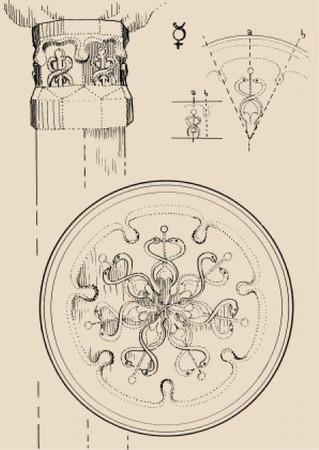 Planeten-Siegel und Planeten-Säulen nach Rudolf Steiner – Bild 6