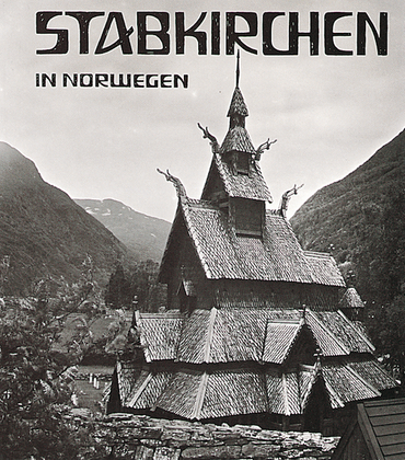 Stabkirchen in Norwegen