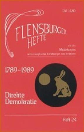 Direkte Demokratie / 1789-1989