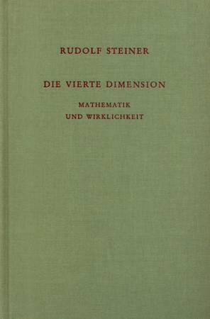 GA 324a Die vierte Dimension
