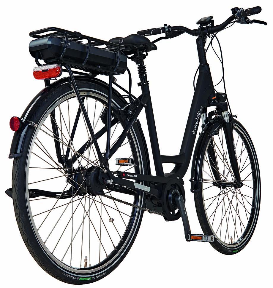 prophete e bike mittelmotor interesting prophete ebike. Black Bedroom Furniture Sets. Home Design Ideas