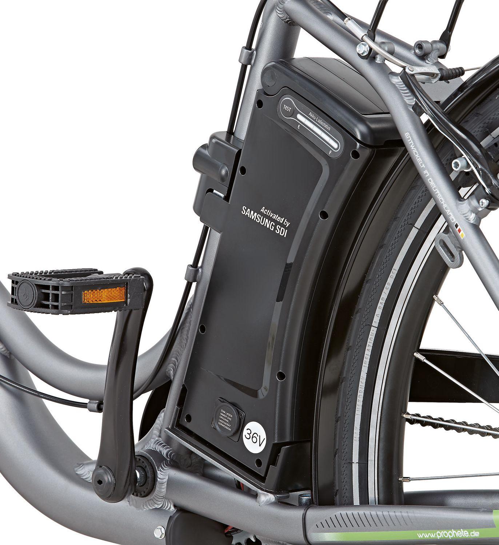prophete e bike navigator pro 28 alu elektro fahrrad 36. Black Bedroom Furniture Sets. Home Design Ideas