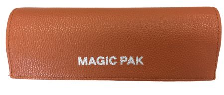 Darttasche Karella Magic Pak cognac-braun – Bild 1
