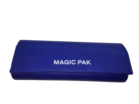 Darttasche Karella Magic Pak blau – Bild 1