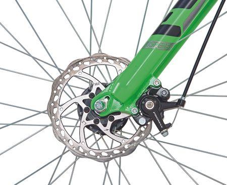 "REX Alu MTB 27,5"" Graveler 7.2 Fahrrad Mountainbike Bike 21-Gang Crossbike Geländerad – Bild 3"