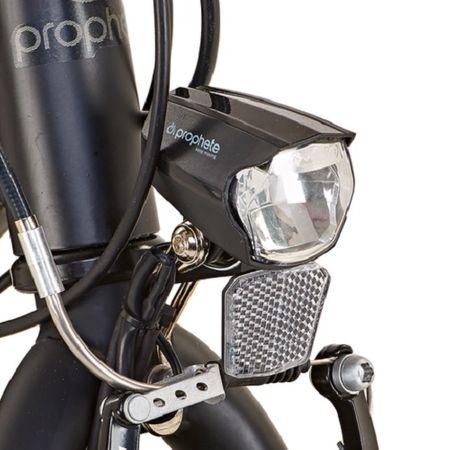"""Prophete Alu-Trekking 28"""" Entdecker 8.2 Damen Fahrrad Trekkingrad 21 Gang  Rad – Bild 4"""