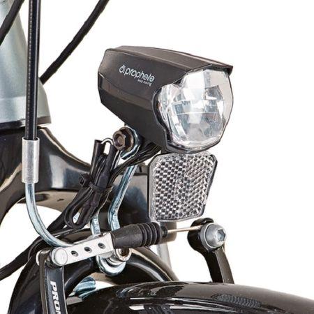 "Prophete Alu-Trekking 28"" Entdecker 8.2 Herren Fahrrad Trekkingrad 24 Gang Rad – Bild 4"