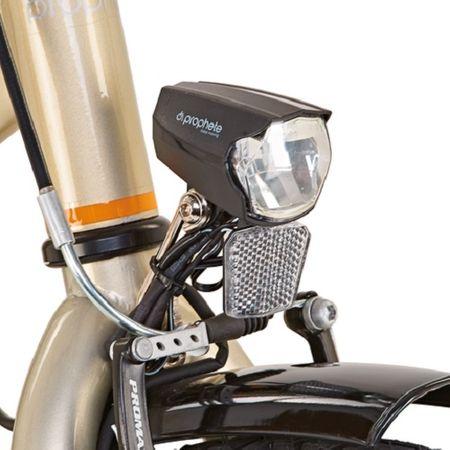 "Prophete Tiefeinsteiger 26"" Geniesser 640 Fahrrad 3-Gang Citybike Cityrad – Bild 2"