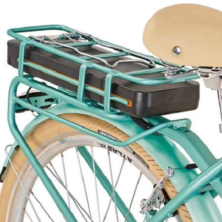 """Prophete E-Bike Alu-City 28"""" Flair e Damenrad Fahrrad Cityrad Damen Retrofahrrad – Bild 5"""