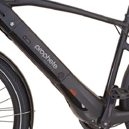 "Prophete E-Bike Alu 28"" Urban Herrenrad Fahrrad Cityrad Herren Elektrofahrrad – Bild 2"