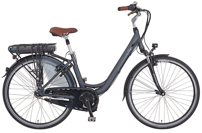 prophete e bike 28 alu damen city bike elektrofahrrad 36 v. Black Bedroom Furniture Sets. Home Design Ideas