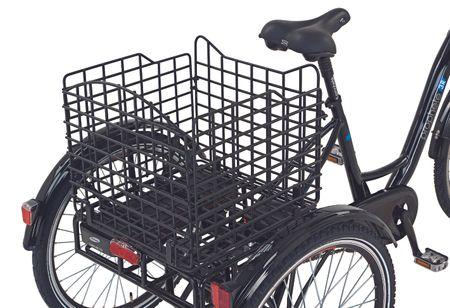 Prophete Navigator 3R Elektro Dreirad Elektrofahrrad 36V Senioren E Bike B-Ware – Bild 2