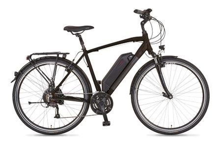 "Prophete E-Bike Alu Trekking 28"" Entdecker e8.6 Herrenrad Elektrofahrrad 24-Gang B-Ware"