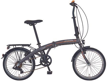 Prophete Alu-City-Faltrad 20 Zoll Geniesser 7.1 Klappfahrrad Fahrrad Rad B-Ware – Bild 1