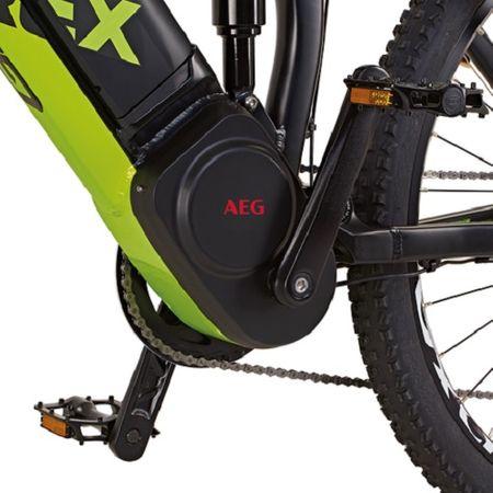 "Prophete Rex E-Bike Alu-Full Suspension MTB 650B 27,5"" Graveler e8.9 Elektrofahrrad B-Ware – Bild 2"