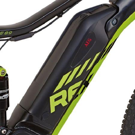 "Prophete Rex E-Bike Alu-Full Suspension MTB 650B 27,5"" Graveler e8.9 Elektrofahrrad B-Ware – Bild 3"