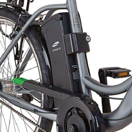 Prophete E-Bike GENIESSER e9.6 Alu City Elektro Fahrrad 26 Zoll Mittelmotor Neu – Bild 3