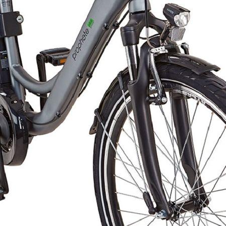 Prophete E-Bike GENIESSER e9.6 Alu City Elektro Fahrrad 26 Zoll Mittelmotor Neu – Bild 4