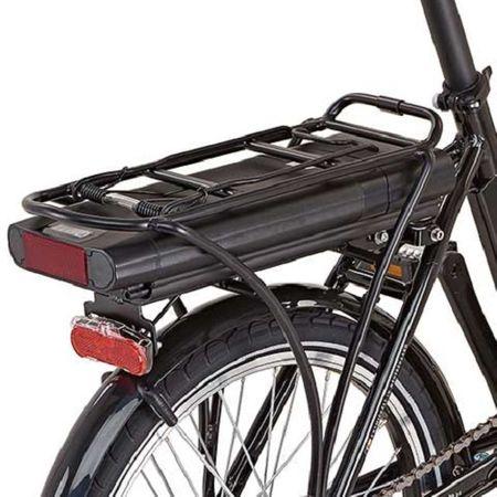 "Prophete E-Bike Alu Faltrad 20"" GENIESSER e9.2 Elektrofahrrad Vorderradmotor, Blaupunkt – Bild 2"