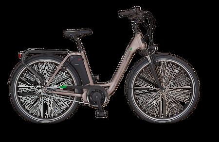 "Prophete Geniesser e9.7 City E-Bike 28"" Elektrofahrrad Damen Elektrorad NEU"