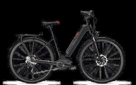 Raleigh Kent 9 28WA XL58 Schwarz Bosch Motor E-Bike Shimano Comfort