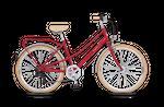 """PROPHETE GENIESSER Retro City Bike 26"""" Fahrrad Damenrad Retrorad Urban 001"""