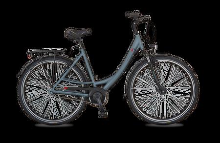 "PROPHETE GENIESSER 9.6 City Bike 28"" Damenrad Fahrrad Damen 7 Gang Rad B-Ware"