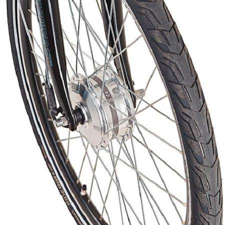 "Prophete E-Bike GENIESSER e9.4 Alu City Elektro Fahrrad 26"" Frontmotor B-Ware – Bild 2"