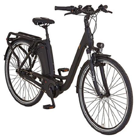 Prophete E-Bike GENIESSER e9.8 Alu City Elektro Fahrrad 28 Zoll Mittelmotor  – Bild 2