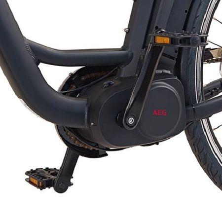 Prophete E-Bike GENIESSER e9.8 Alu City Elektro Fahrrad 28 Zoll Mittelmotor  – Bild 4