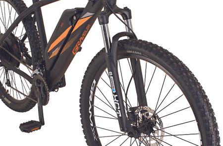 Prophete E-MTB 29er, 27-G. 48V  Graveler 20.EMM.20 E-Bike Mountainbike – Bild 2