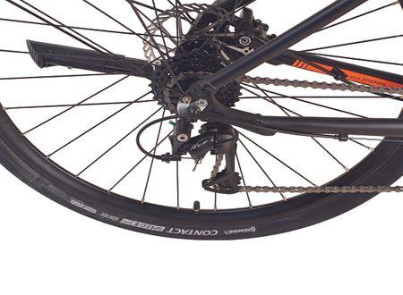 "Prophete Urban S Hardtail 28"" 9-Gang  Urbanicer 20.BMU.20 Fahrrad – Bild 3"