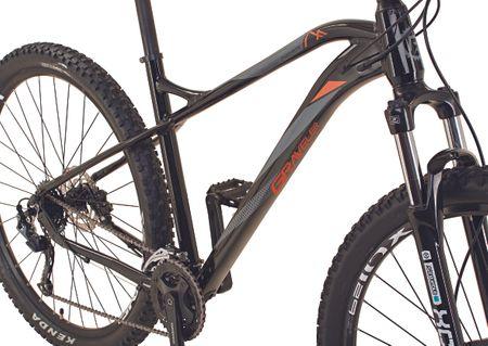 Prophete Alu-MTB 29er 24-G. Altus  Graveler 20.BMM.10 Mountainbike – Bild 2