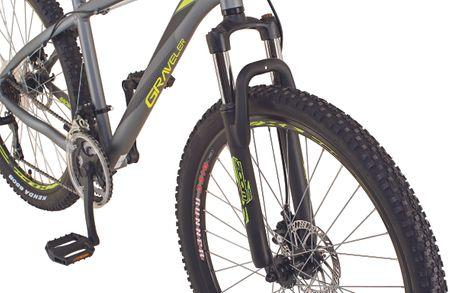"Prophete Alu-MTB 27,5"" Hardtail 21-G.  Graveler 20.BSM.10 Mountainbike – Bild 2"
