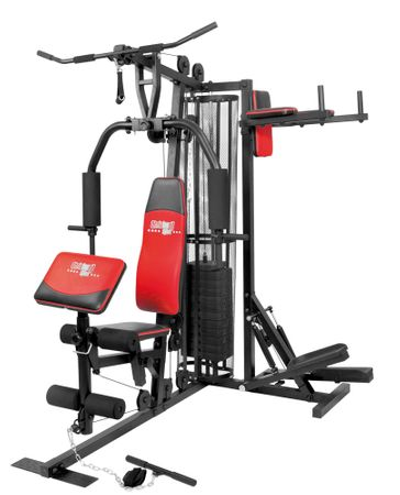 Christopeit Fitness Station Profi Center de Luxe – Bild 1