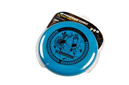 Winsport Frisbee Blue-Sport – Bild 3