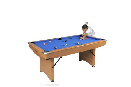 Winsport Billardtisch London - 6,5ft – Bild 1