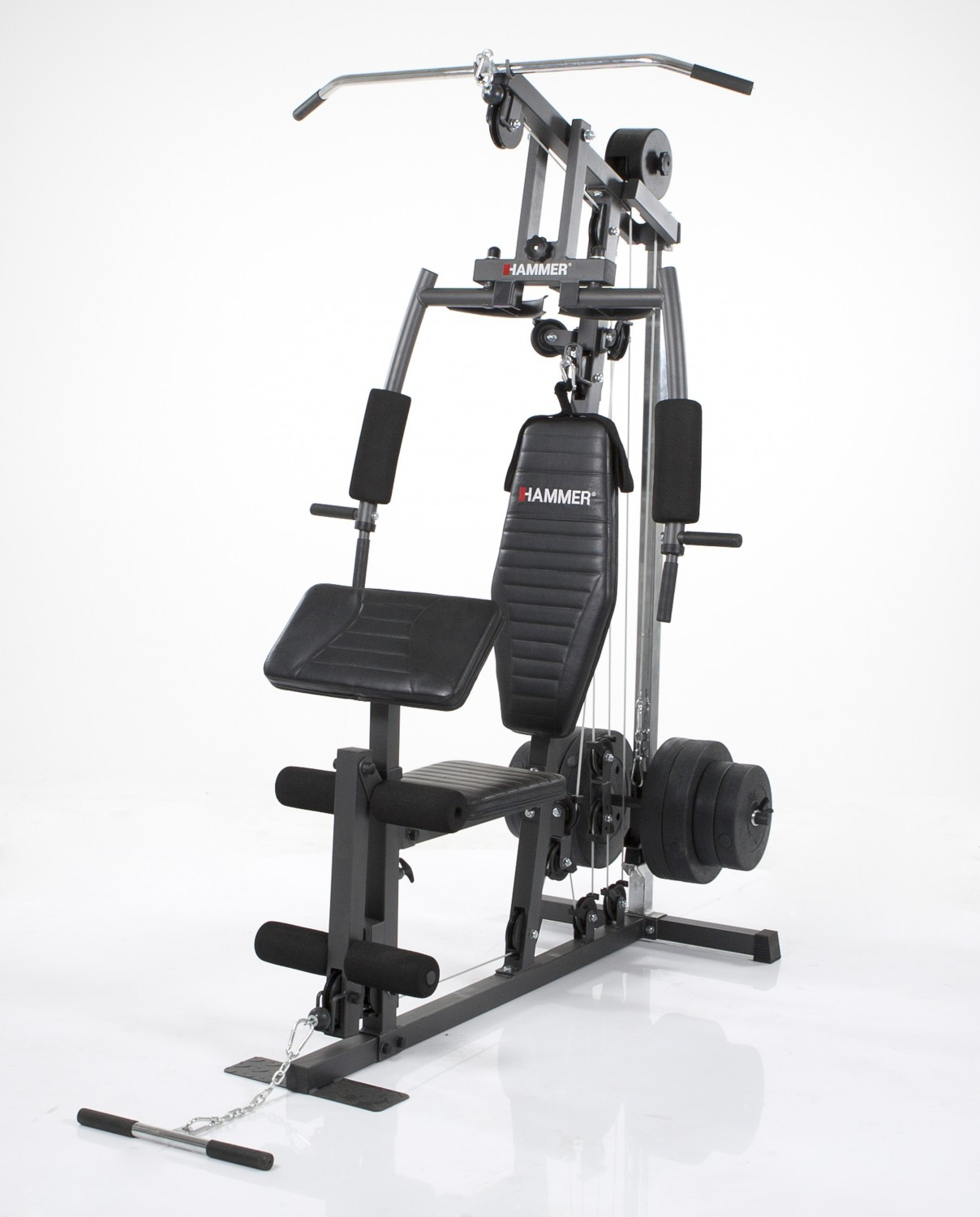 hammer kraftstation california xp fitness station mullti gym multistation 9067 ebay. Black Bedroom Furniture Sets. Home Design Ideas