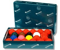 Winsport Kugelsatz SNOOKER ARAMITH, 52 mm