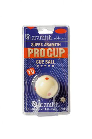 Winsport Pool-Spielball Super Aramith Pro Cup - 57,2 mm