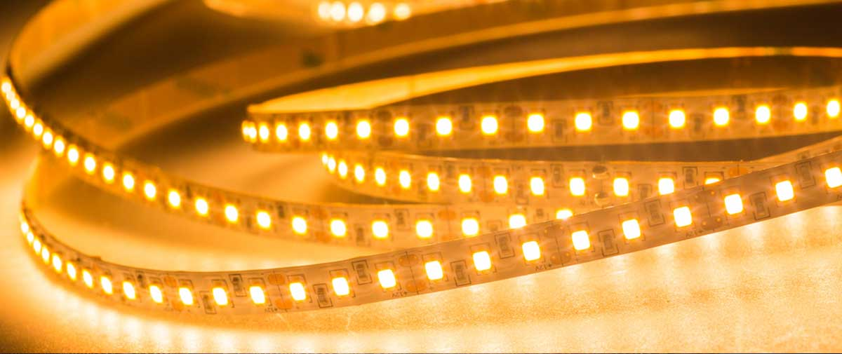 FLEXIBLE LED-STRIPS / LED-STREIFEN
