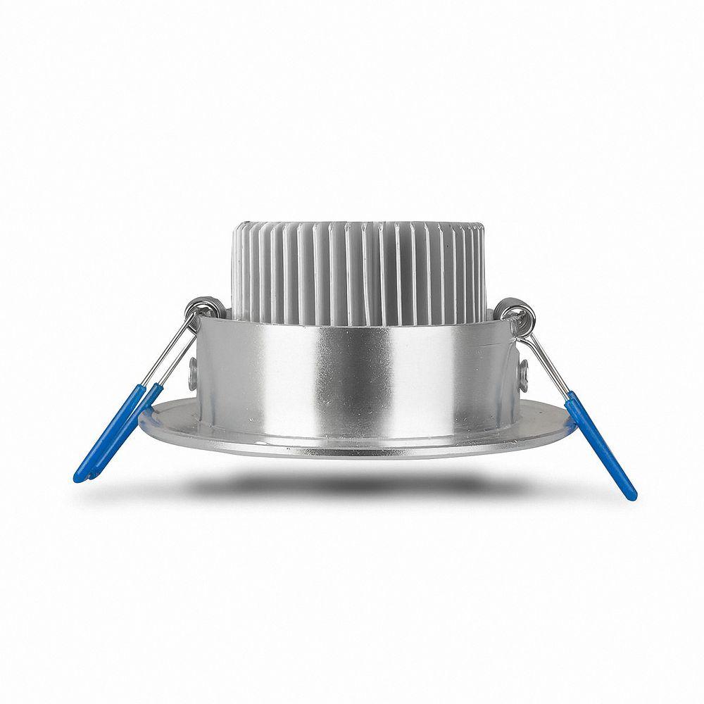 3W LED Einbauleuchte / Downlight 320 LM Weiss